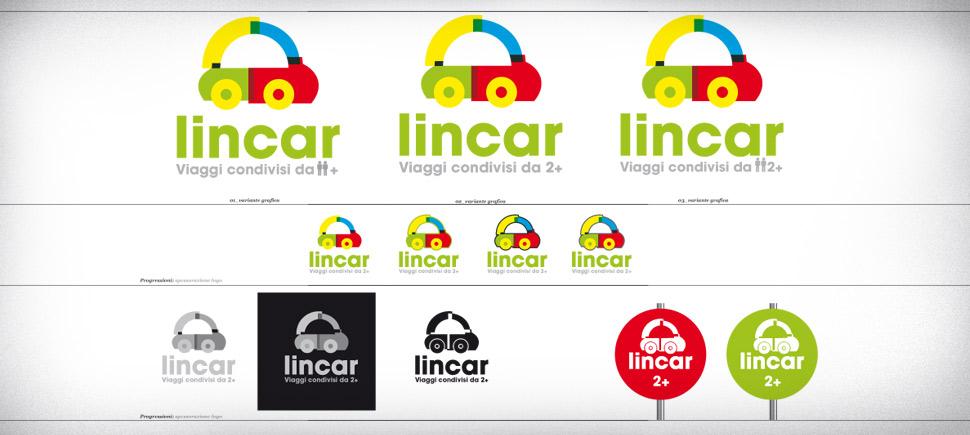 Utilizzo logo Lincar